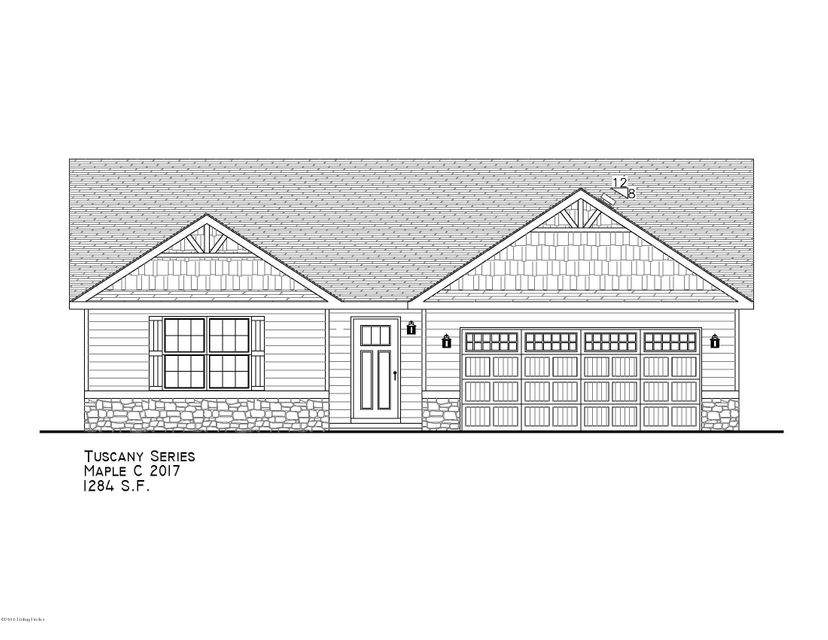 Single Family Home for Sale at Lot 135 Boulders West Drive Shepherdsville, Kentucky 40165 United States