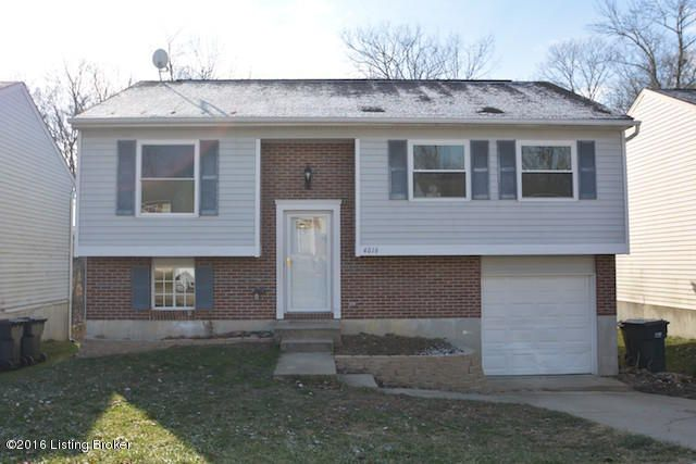 Single Family Home for Sale at 4016 Woodchase Drive Erlanger, Kentucky 41018 United States