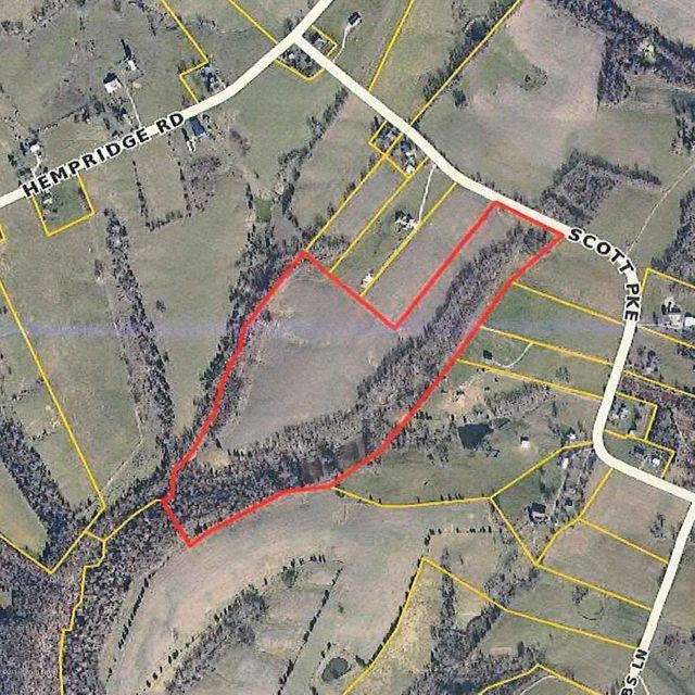 Land for Sale at 10 S Scott Pike Waddy, Kentucky 40076 United States