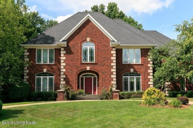 Single Family Home for Sale at 1014 Anchorage Woods Circle Anchorage, Kentucky 40223 United States