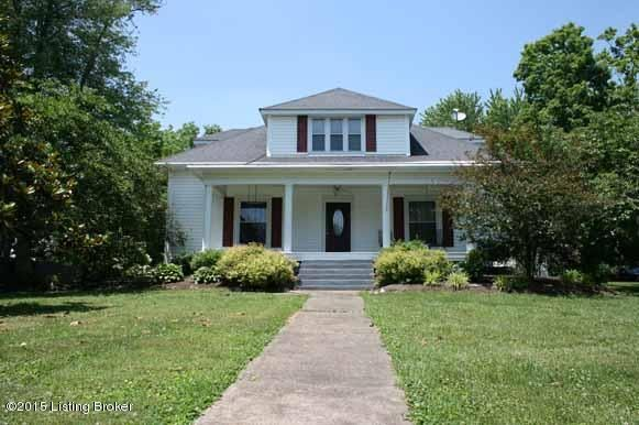 Single Family Home for Sale at 16303 Eastwood Cut Off Road Louisville, Kentucky 40245 United States