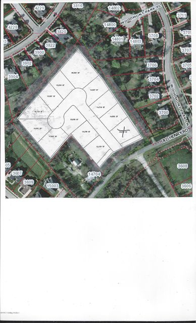 Land for Sale at 14714 Old Henry Louisville, Kentucky 40245 United States