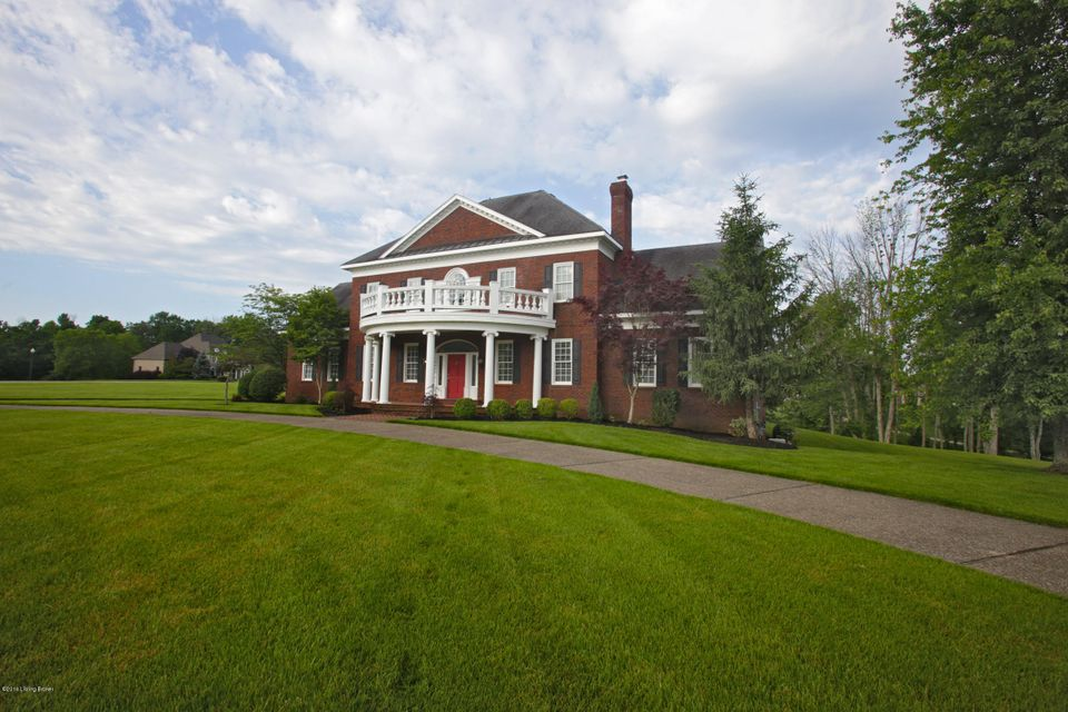 Single Family Home for Sale at 18400 Bridgemore Lane 18400 Bridgemore Lane Louisville, Kentucky 40245 United States