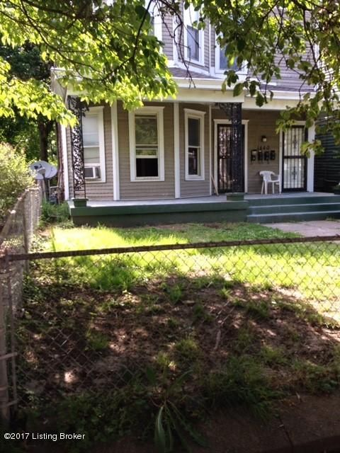 Single Family Home for Rent at 1440 S Brook Street Louisville, Kentucky 40204 United States