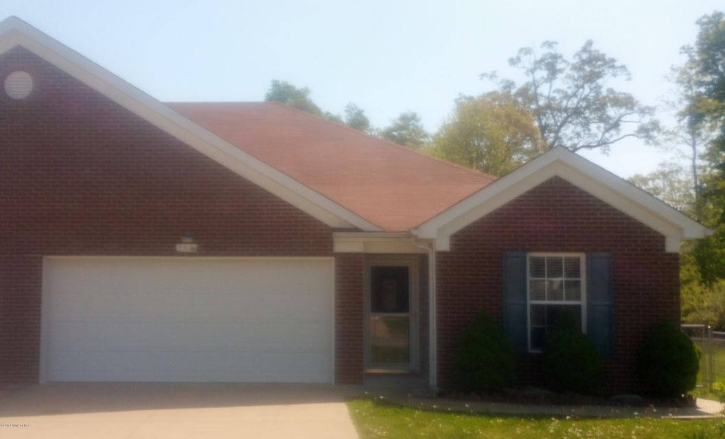 Single Family Home for Sale at 108 Clover Court Radcliff, Kentucky 40160 United States