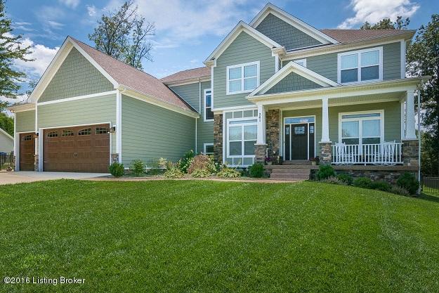 Single Family Home for Sale at 261 Springhurst Court Elizabethtown, Kentucky 42701 United States