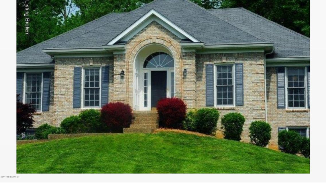 Single Family Home for Sale at 2007 Waldner Court Crestwood, Kentucky 40014 United States