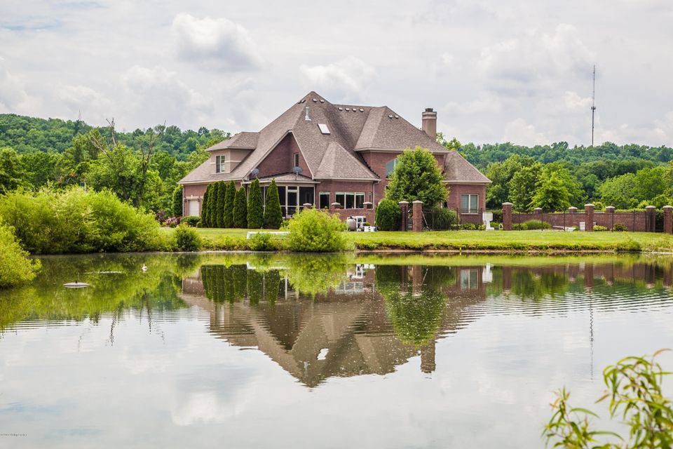 Single Family Home for Sale at 15500 Crystal Valley Way Louisville, Kentucky 40299 United States