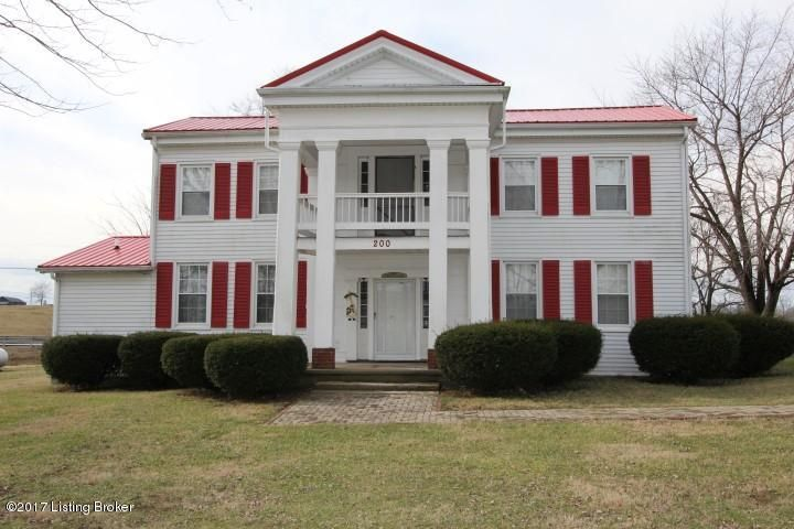 Single Family Home for Sale at 200 Main Street Salvisa, Kentucky 40372 United States