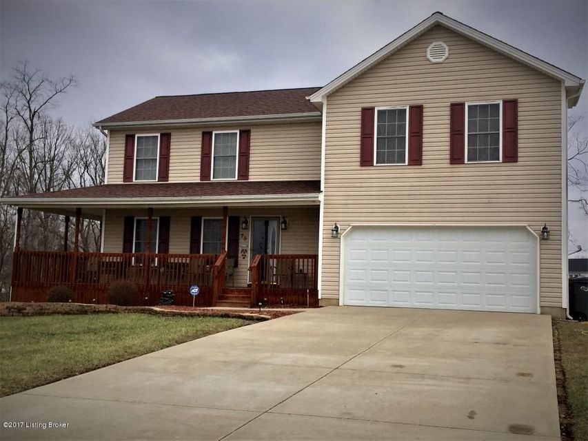 Single Family Home for Sale at 79 Lachey Court Rineyville, Kentucky 40162 United States