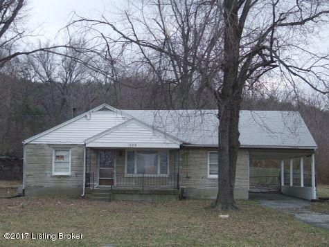 Additional photo for property listing at 1107 S Park Road 1107 S Park Road Louisville, Kentucky 40118 United States