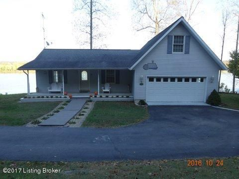 Single Family Home for Sale at 17810 Magnet Valley Road Magnet, Indiana 47520 United States