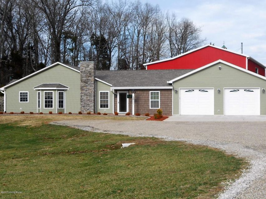 Single Family Home for Sale at 3416 Old Mill Road Brandenburg, Kentucky 40108 United States