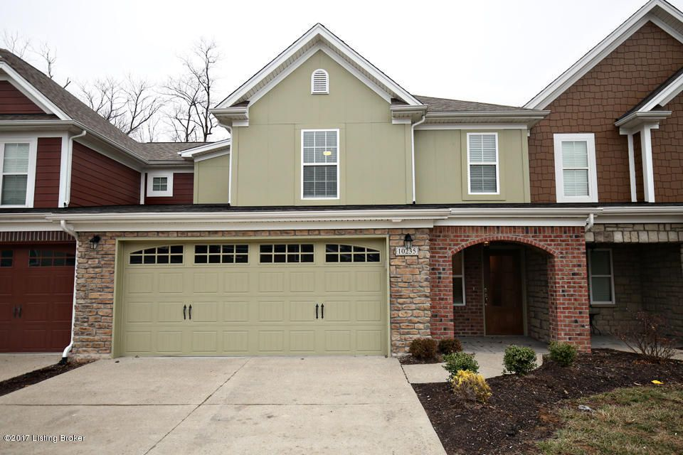 Condominium for Sale at 10235 Dorsey Pointe Circle Louisville, Kentucky 40223 United States