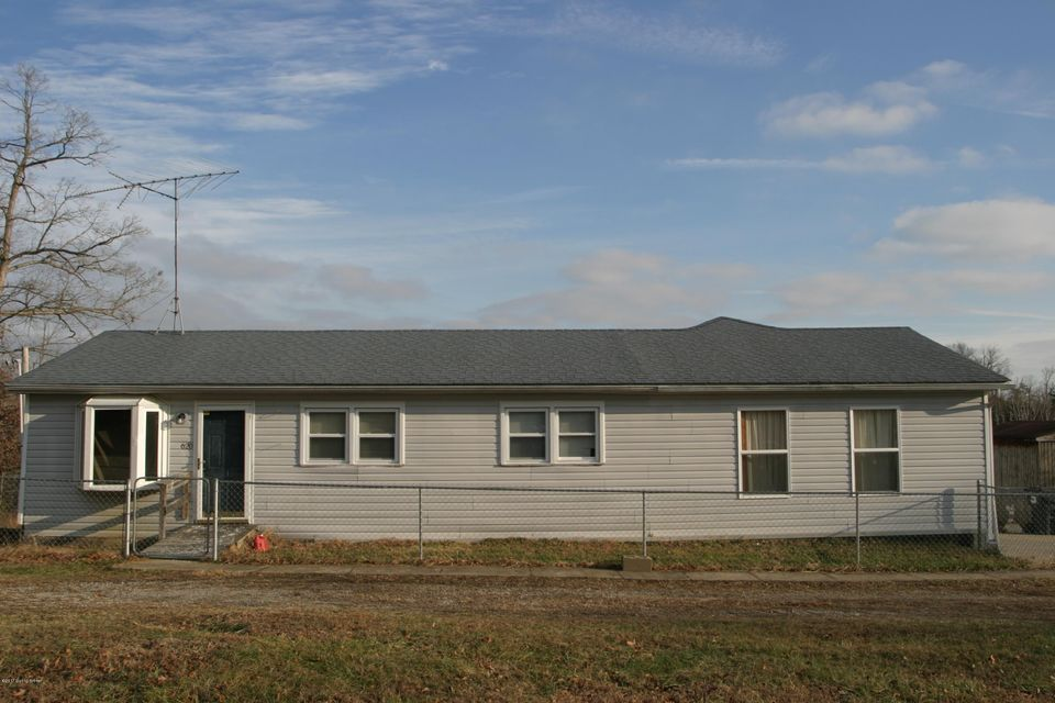 Single Family Home for Sale at 620 Oakwood Drive 620 Oakwood Drive Lebanon Junction, Kentucky 40150 United States