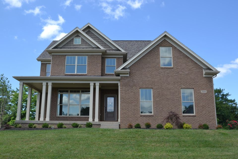Single Family Home for Sale at 7504 Grand Oaks Drive Crestwood, Kentucky 40014 United States