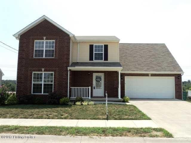 Single Family Home for Sale at 110 Cornflower Way Radcliff, Kentucky 40160 United States
