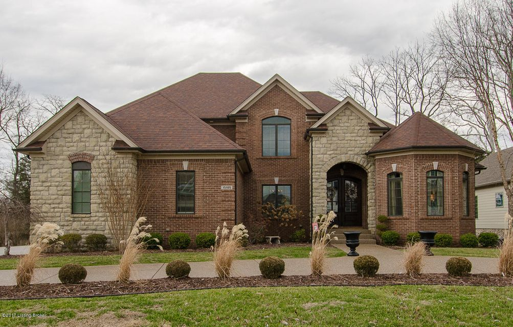 Single Family Home for Sale at 15105 Meadow Farms Court Louisville, Kentucky 40245 United States
