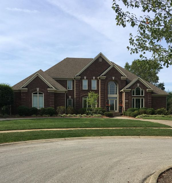 Single Family Home for Sale at 15306 Fairway Vista Place Louisville, Kentucky 40245 United States