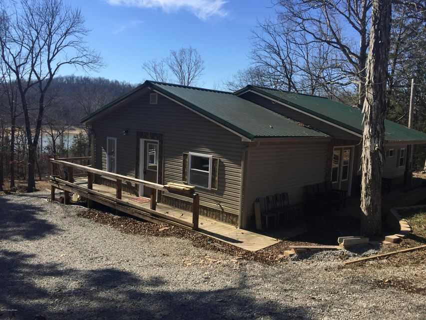 Single Family Home for Sale at 133 Justin Road 133 Justin Road Clarkson, Kentucky 42726 United States