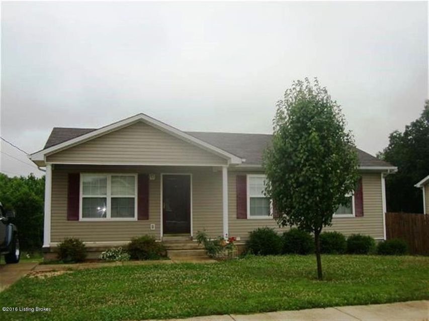 Single Family Home for Sale at 112 Jackson Street Radcliff, Kentucky 40160 United States