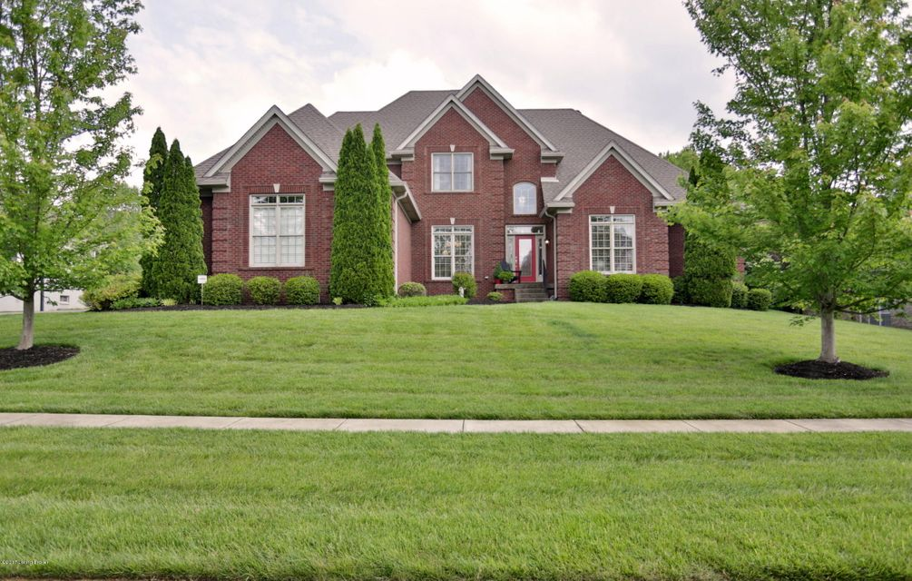 Single Family Home for Sale at 12807 Ridgemoor Drive Prospect, Kentucky 40059 United States