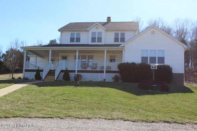 Single Family Home for Sale at 4885 Priceville Road Munfordville, Kentucky 42765 United States