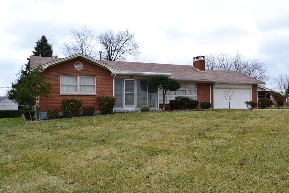 Single Family Home for Sale at 766 N Logsdon Pkwy Radcliff, Kentucky 40160 United States