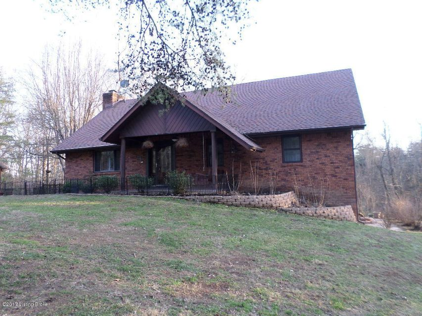 Single Family Home for Sale at 1341 Boone Road Rineyville, Kentucky 40162 United States