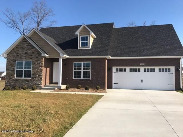 Single Family Home for Sale at 646 Trinity Drive Rineyville, Kentucky 40162 United States