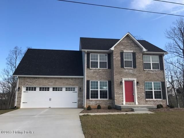 Single Family Home for Sale at 618 Trinity Drive Rineyville, Kentucky 40162 United States