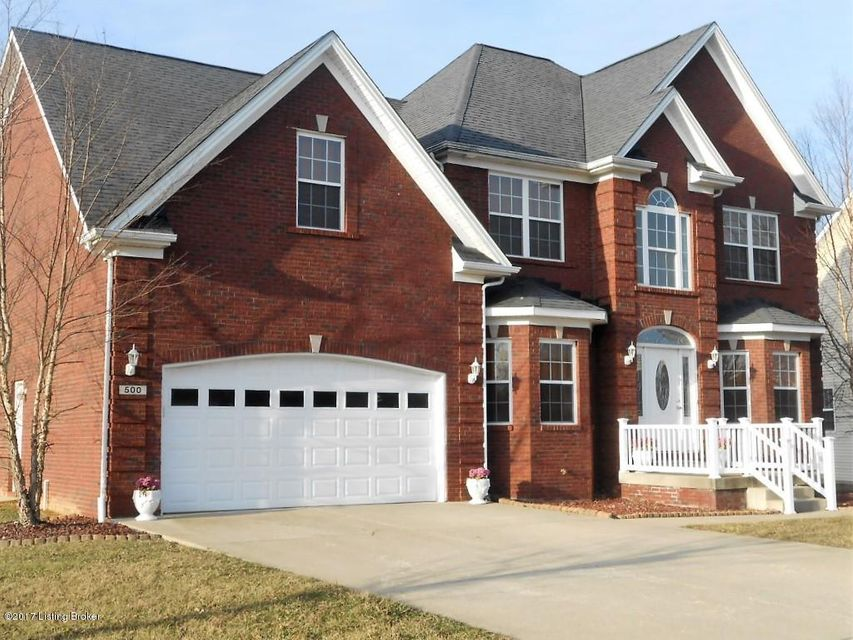 Single Family Home for Sale at 500 Concord Grape Way Vine Grove, Kentucky 40175 United States