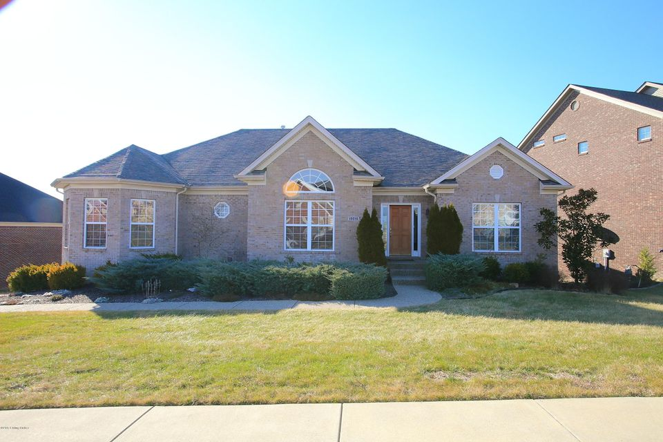 Single Family Home for Sale at 18016 Brightleaf Place Fisherville, Kentucky 40023 United States