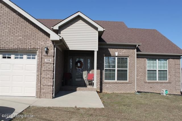 Single Family Home for Sale at 310 Medley Court Vine Grove, Kentucky 40175 United States