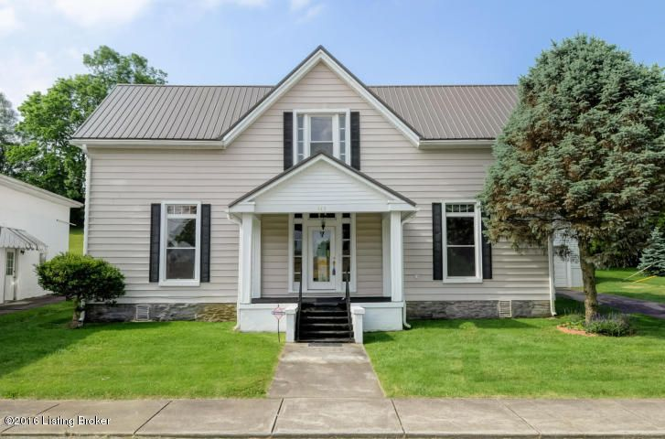 Single Family Home for Sale at 143 LAWRENCEBURG Road Bloomfield, Kentucky 40008 United States