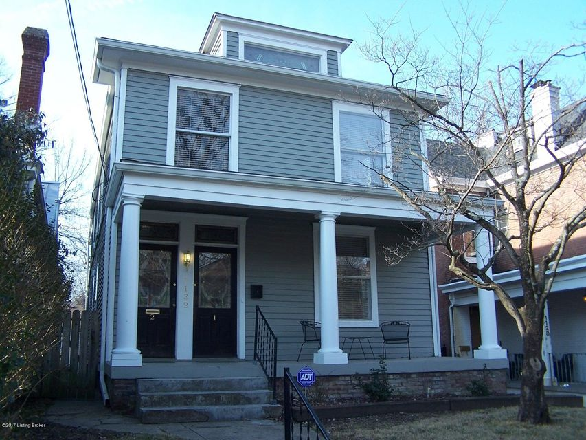 Single Family Home for Rent at 1132 Everett Avenue Louisville, Kentucky 40204 United States