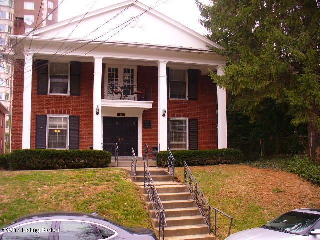 Single Family Home for Rent at 1429 Everett Avenue Louisville, Kentucky 40204 United States