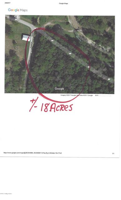 Land for Sale at 1 N Kendall Carrollton, Kentucky 41008 United States