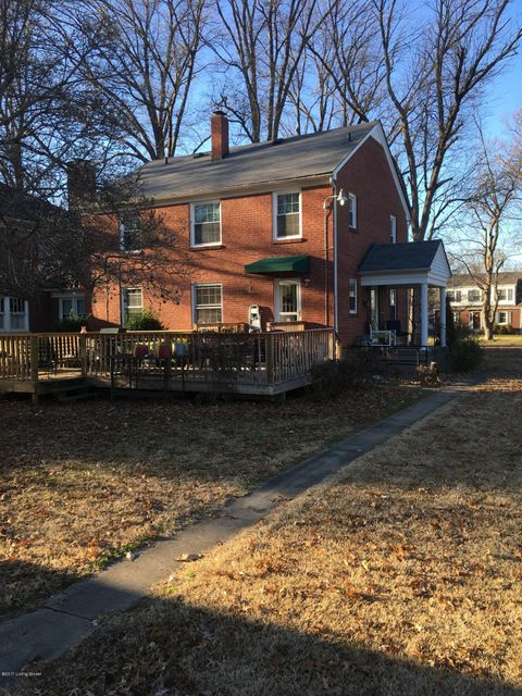 Additional photo for property listing at 1232 AUDUBON Pkwy  Louisville, Kentucky 40213 United States