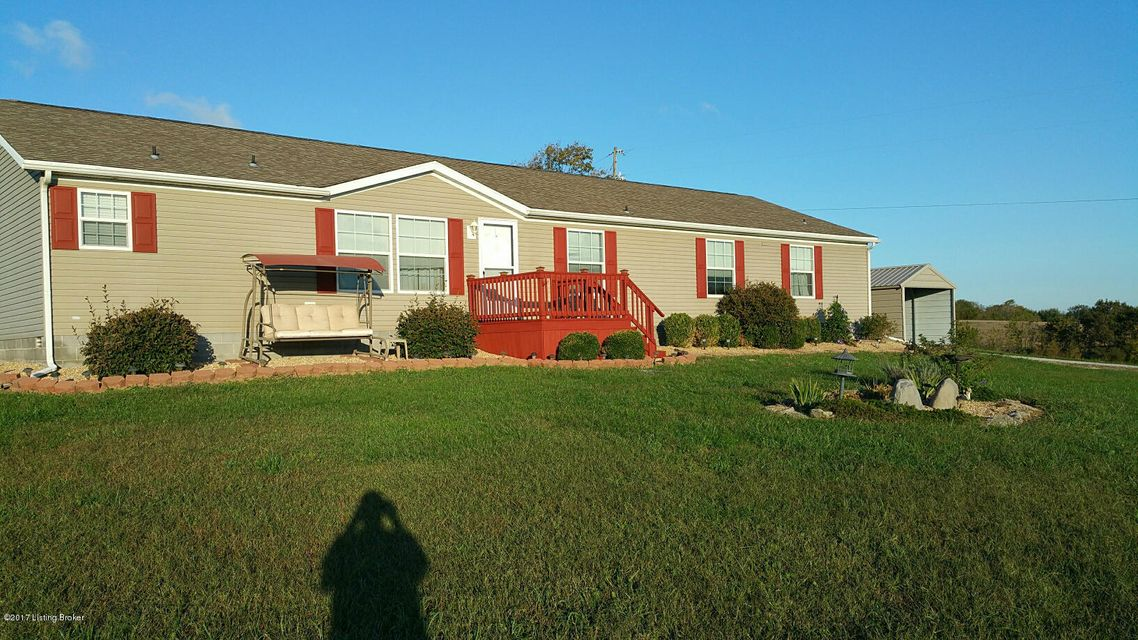 Single Family Home for Sale at 2135 Chaplin Taylorsville Road Bloomfield, Kentucky 40008 United States