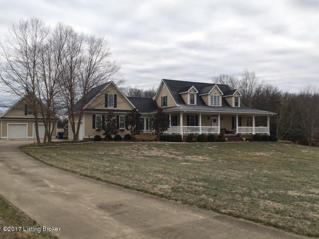 Single Family Home for Sale at 446 Marks Lane Bardstown, Kentucky 40004 United States