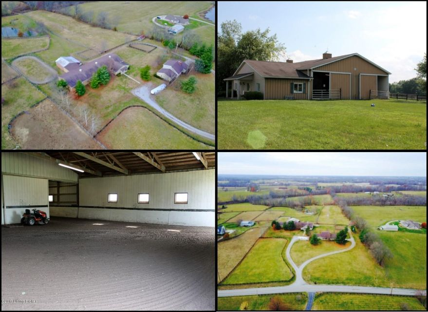 Farm / Ranch / Plantation for Sale at 5657 Buck Creek Road Finchville, Kentucky 40022 United States