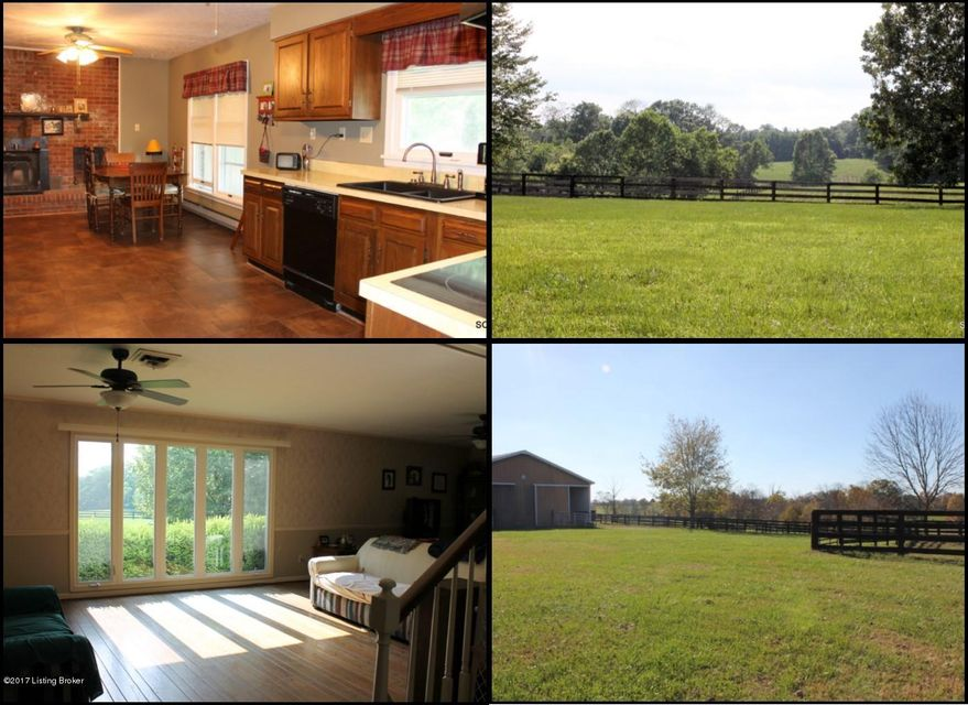 Single Family Home for Sale at 5657 Buck Creek Road Finchville, Kentucky 40022 United States