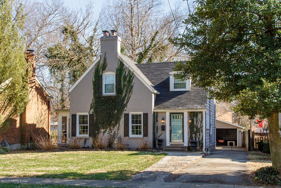 Single Family Home for Sale at 3914 Elmwood Avenue Louisville, Kentucky 40207 United States