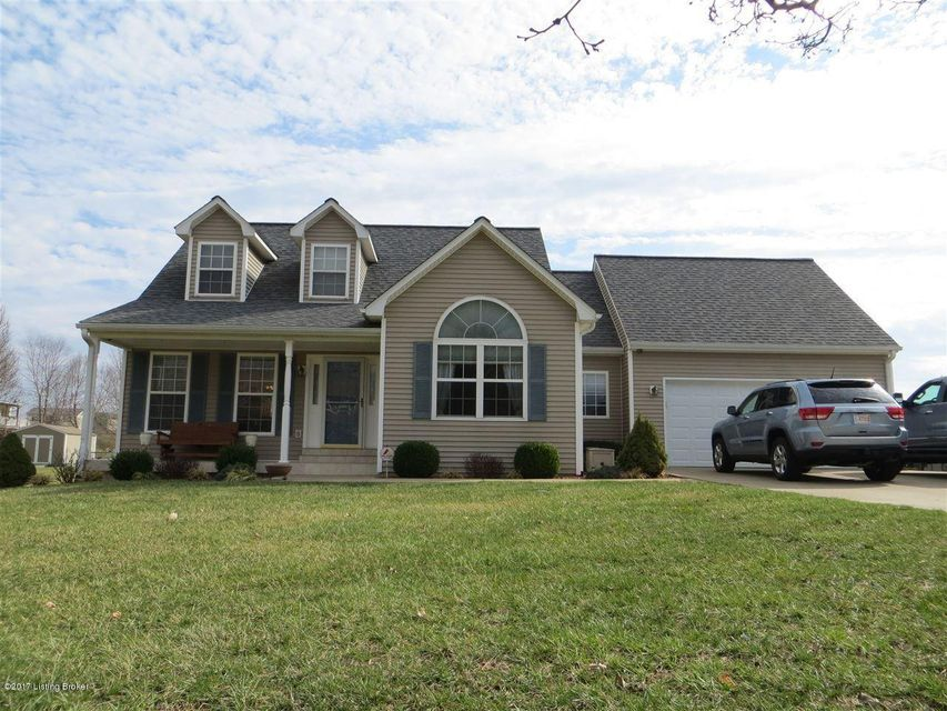 Single Family Home for Sale at 360 Schlaefer Way Rineyville, Kentucky 40162 United States