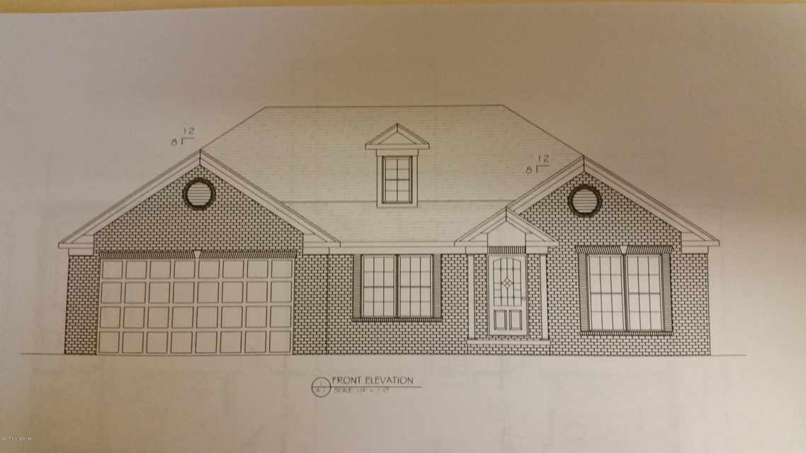 Single Family Home for Sale at Lot 1 Deatsville Loop Coxs Creek, Kentucky 40013 United States