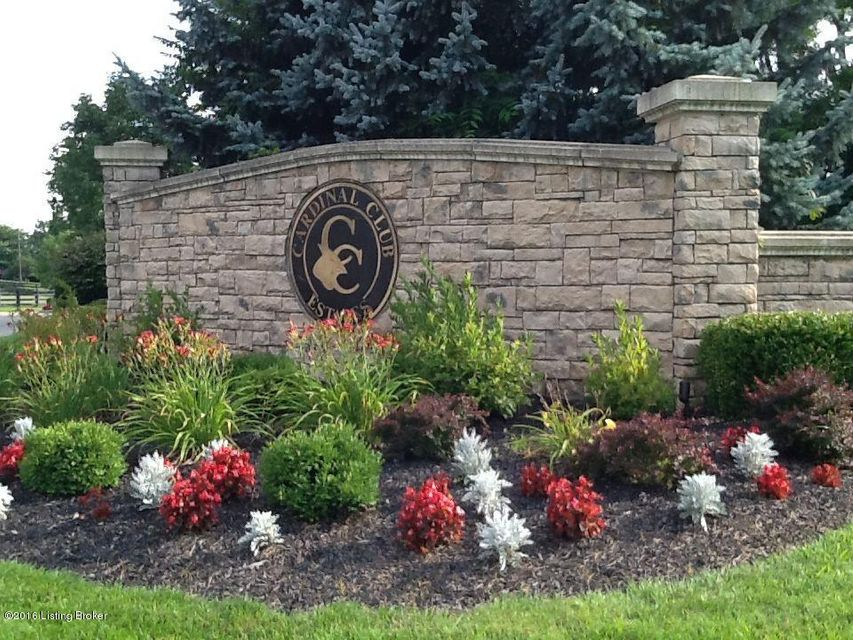 Additional photo for property listing at Lot 89 A Champions  Simpsonville, Kentucky 40067 United States