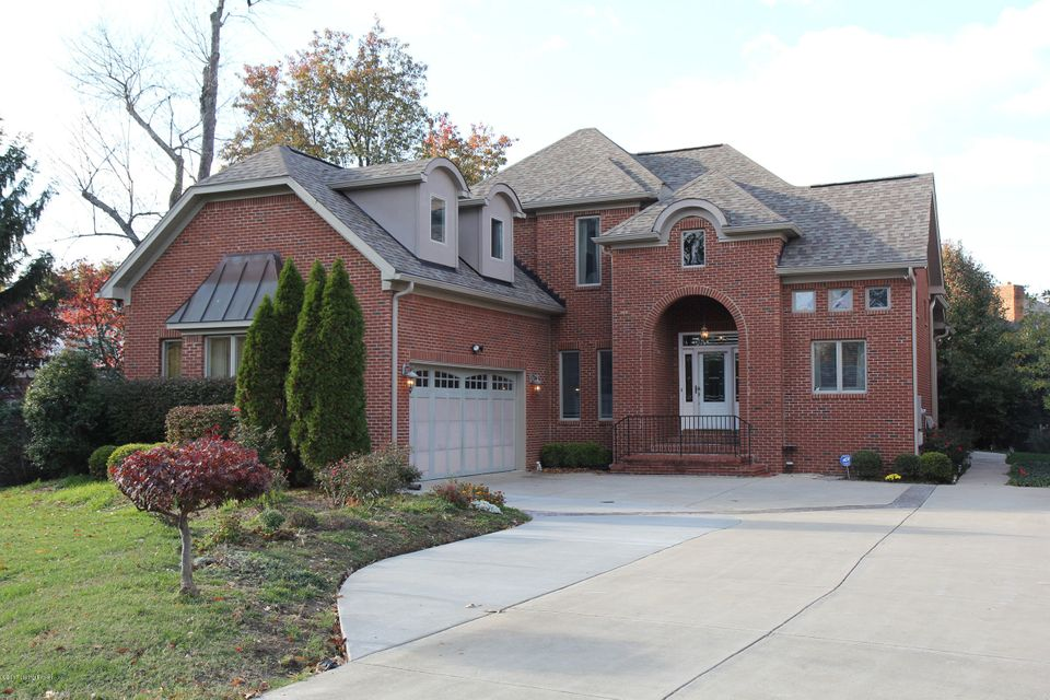 Single Family Home for Sale at 3919 Brownsboro Road Louisville, Kentucky 40207 United States