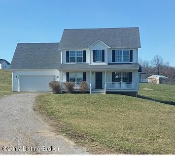 Single Family Home for Sale at 97 Bird Dog Court Rineyville, Kentucky 40162 United States
