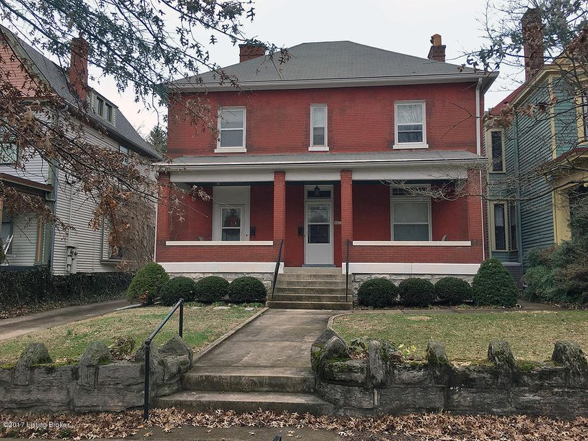 Single Family Home for Rent at 1271 Willow Avenue Louisville, Kentucky 40204 United States